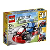 LEGO Creator Red Go-Kart
