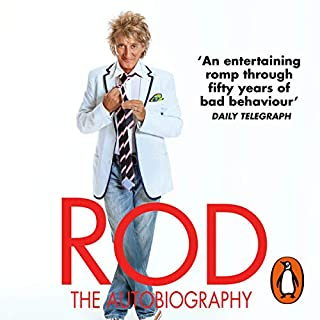 Rod     The Autobiography              By:                                                                                                                                 Rod Stewart                               Narrated by:                                                                                                                                 Simon Vance                      Length: 11 hrs and 22 mins     14 ratings     Overall 4.2