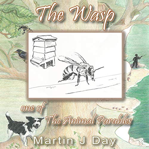 The Wasp - Who Stung the Beekeeper cover art
