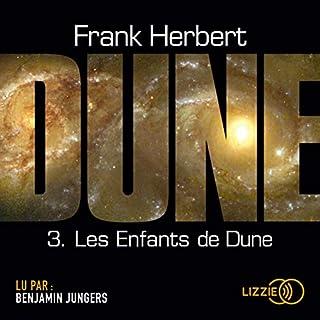 Page de couverture de Les enfants de Dune