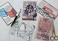 マニーGC アンシャンヌ マガジーヌ ポストカード5枚セット