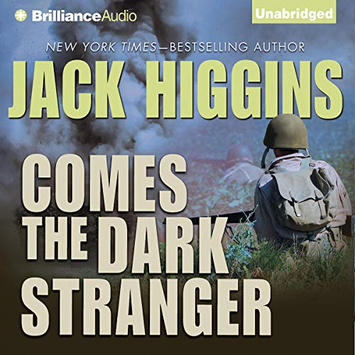 Comes the Dark Stranger Audiobook By Jack Higgins cover art