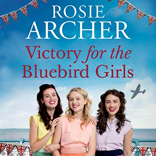 Victory for the Bluebird Girls cover art