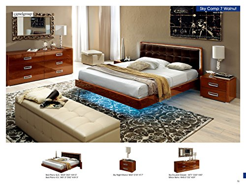 Affordable ESF Sky Bedroom Comp 7, Camelgroup