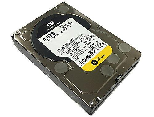 Western Digital WD4000FYYZ ENTERPRISE Interne Festplatte (4 TB, 7.200 U/min, 64 MB Cache, SATA, 6,0 GB/s, 3,5 Zoll)