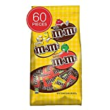 M&M's SN51793 Candy, M&Ms, 4 Flavors, Single-Serve Bags, 33.08 oz, 60/BG