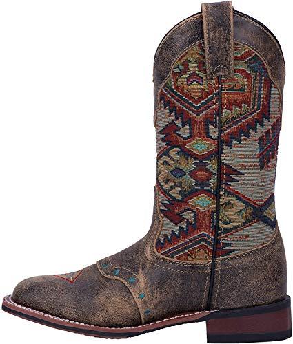Laredo Women Scout 5647 Boot Brown - Multi