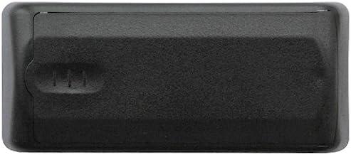 Master Lock Suporte magnético 207D, capacidade para 1-2 teclas, preto