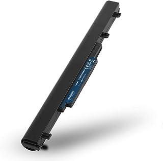 【PSE認証済み】ACER エイサーTravelMate 8481 ブラック【日本セル・4セル】In Fashion 高性能 ノートPC 互換バッテリー