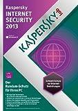 Kaspersky Internet Security 2013 3 Lizenzen (DVD-Box)