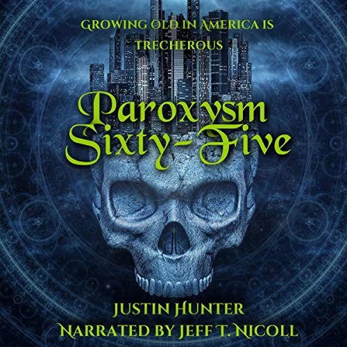 Paroxysm Sixty-Five audiobook cover art