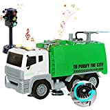 WMEGA Large Sanitation Sweeper with an...