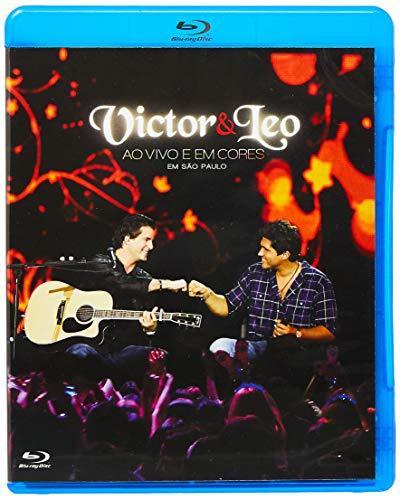 Victor & Leo - Ao Vivo E Em Cores ([Blu-ray]+Cd)