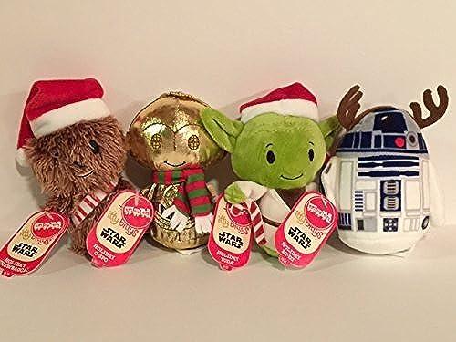 Hallmark Holiday Star Wars Itty Bitty Set of 4 by Hallmark