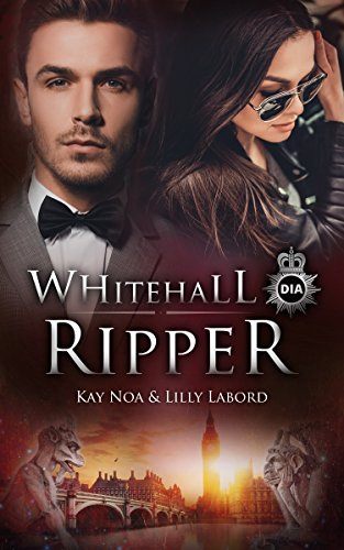 Whitehall Ripper: Mysteries carved in stone (Deutsch) (Whitehall Shadows 2)