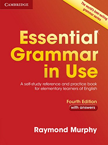 Imagem representativa de Essential Grammar in Use with Answers: A Self-Study Reference and Practice Book for Elementary Learners of English
