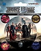 DC コミックス JUSTICE LEAGUE ジャスティス リーグ (バットマン スーパーマン) ステッカー