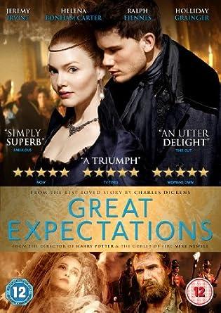 Amazon Com Great Expectations Dvd 2012 Peliculas Y Tv