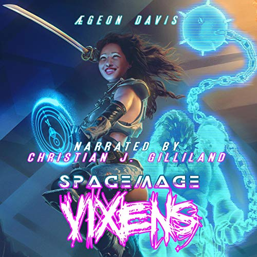 Space Mage Vixens cover art