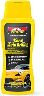 Cera Líquida Auto Brilho Proauto 200ML