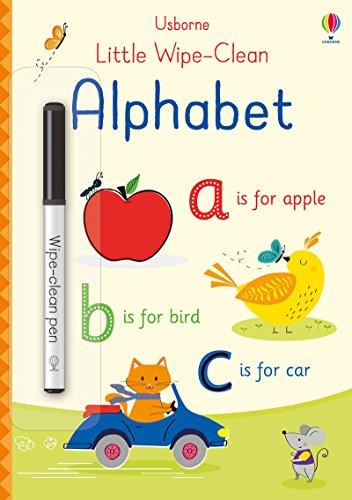 Little Wipe-Clean Alphabet (Little Wipe-Cleans)