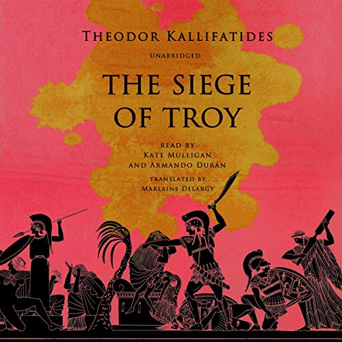The Siege of Troy cover art