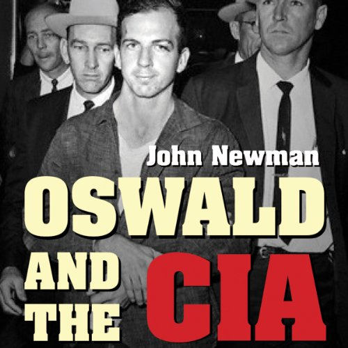 Oswald and the CIA cover art