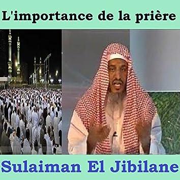 L'importance de la prière (Quran)