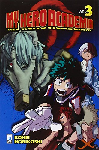 My Hero Academia (Vol. 3)