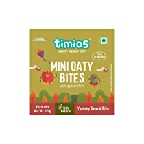 Timios Mini Oaty Bites Pack of 2
