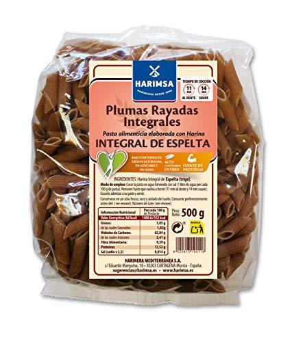 Harimsa Pasta de Harina Integral de Espelta - 500 g
