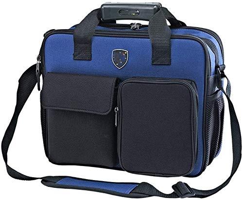 Mochila multiusos Incluye bolsa de instrumento eléctrico profesional de hombro, bolso de almacenamiento de herramientas, bolsa de técnico de múltiples funciones, correa for el hombro recorrido de la m