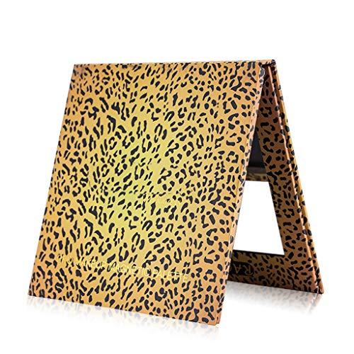Cyeer Make-up Palette,Leere magnetische Palette Make-up Palette Pad Leopard große Muster DIY...