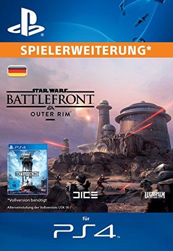 Star Wars Battlefront: Outer Rim [Spielerweiterung] [PS4 PSN Code - deutsches Konto]
