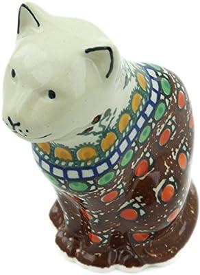 Lampwork COLLECTIBLE MINIATURE HAND BLOWN Art GLASS Single Owl Blue FIGURINE ChangThai Design 6085328