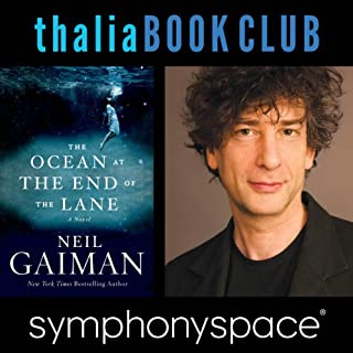 Thalia Book Club: Neil Gaiman, The Ocean at the End of the Lane cover art