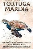 Tortuga Marina: Datos curiosos sobre los animales acuáticos para niños #6