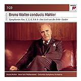 BRUNO WALTER CONDUCTS MAH