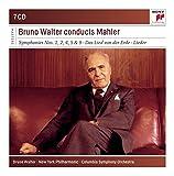 Bruno Walter Conducts Mahler         ブルーノ・ワルター「コンダクツ・マーラー」   7枚組BOX-CD SET