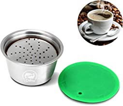 Amazon.es: Capsulas acero Recargables cafe