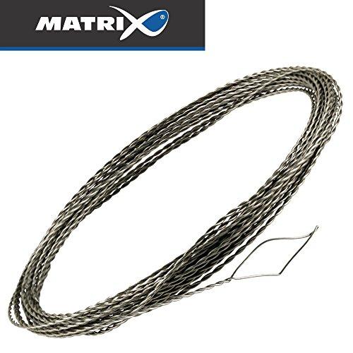 Fox Matrix Pole Threader 2m - Gummizug Einfädler für Kopfrute, Gummizugeinfädler für Pole Angelrute, Gummizug für Stipprute