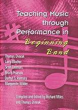 Teaching Music through Performance in Beginning Band