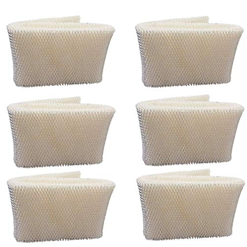 EFP Humidifier Filter Wick Replacement for MAF1 AIRCARE Emerson, MA1201 (6-Pack)