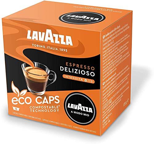 Lavazza Lavazza A Modo Mio Eco Caps Coffee Pods Espresso 16 Pack Of ' 256 Capsules 2 81 Kg 1