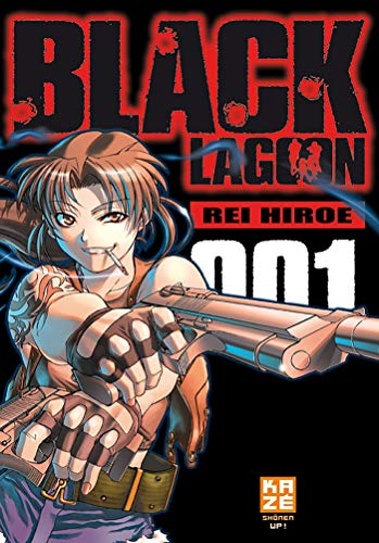 Black Lagoon - Tome 01