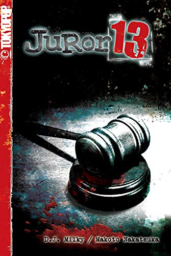 Juror 13 manga (English Edition)