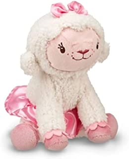 Disney Junior Lambie Lamb Doc McStuffins 7'' 18 cm Plush Soft Stuffed Doll Toy
