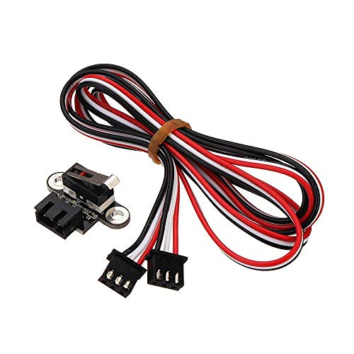ZLININ Y-longhair Switch Vertical Type Mechanical Endstop with Cable for 3D Printer RAMPS 1.4 RepRap