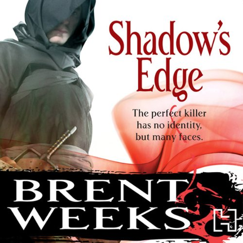 Couverture de Shadow's Edge: Night Angel Trilogy, Book 2