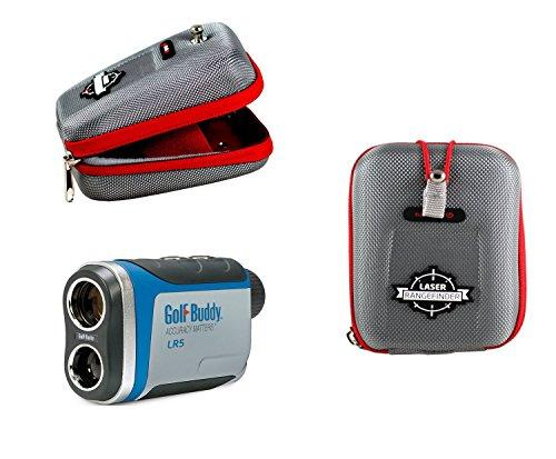 Navitech Pro Eva Hard Case/Cover/Schutz/Gehäuse für GolfBuddy LR5 Laser Rangefinder